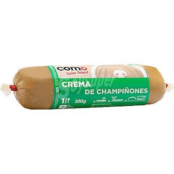 Como natural crema de champiñones 1 ración  estuche 300 g