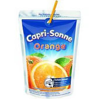 Capri Sonne Refresco de naranaja Bolsa 20 cl