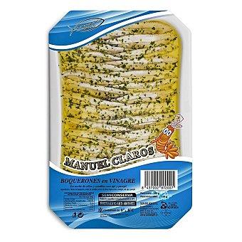 Manuel Claros Boquerones en vinagre Envase 110 g