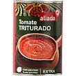 Tomate extra triturado Lata 400 g Aliada
