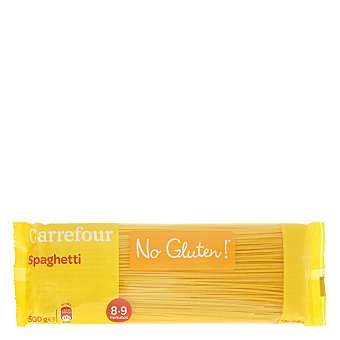 Carrefour-No gluten Spaghetti sin gluten 500 g