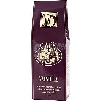 CAFEO Café molido mezcla Arábica aromatizado con vainilla Paquete 125 g