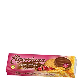 El Gorriaga Galleta bañada en chocolate y arándanos 150 g