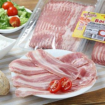 ElPozo Bacon ahumado Pack de 2x200 g