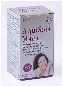 Aquisoja Aquisoja Maca Cápsula 60 c
