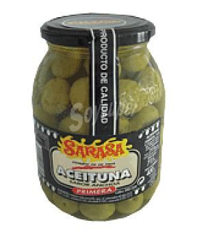 Sarasa Aceituna superior anchoa 400 g