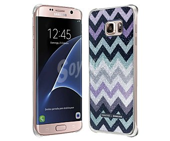 "Samsung Teléfono móvil libre swarovski, procesador: Octa-Core, Ram: 4GB, almacenamiento: 32GB ampliable mediante microsd, pantalla: 5.5"" 2560 x 1440px, cámara: 12 Mpx, Android galaxy S7 edge"