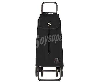 Rolser Carro para la compra plegable modelo i-maxl color negro rolser