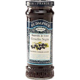 Sant dalfour Rapsodia de frutas grosella negra Frasco 284 g