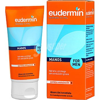 Eudermin Crema de manos for men 75 ml