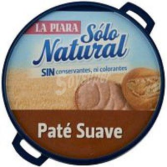 La Piara Paté suave natural Lata 75 g