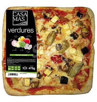 Casa Mas Pizza Vegetal Casa Mas 470 g