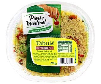 PIERRE MARTINET Ensalada Taboule de pollo Tarrina 200 g