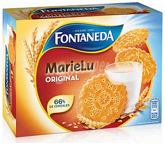 Fontaneda Galleta Marie Lu original Caja 550 g