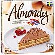 Tarta helada sueca de almendra 6-8 raciones Estuche 400 g Almondy