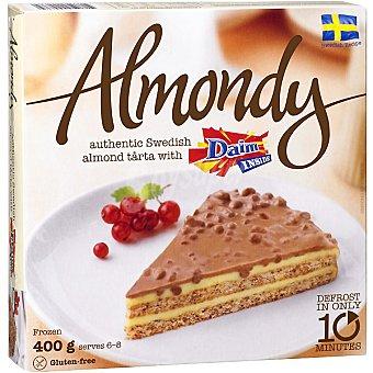 Almondy Tarta helada sueca de almendra 6-8 raciones Estuche 400 g