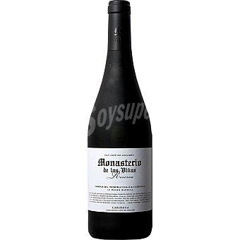 Monasterio de Las Viñas Vino tinto reserva D.O. Cariñena botella 75 cl