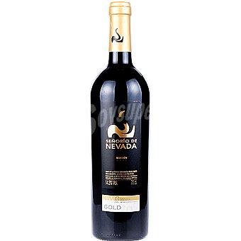 Señorío de Nevada Vino tinto de la Tierra de Granada Botella 75 cl