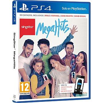 PS4 Videojuego Singstar Megahits  1 Unidad
