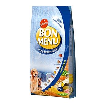 Bon Menu Affinity Comida perro Mediterránea 15 kg