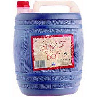 Brau de Bot Vino Tinto Garrafa 5 litros
