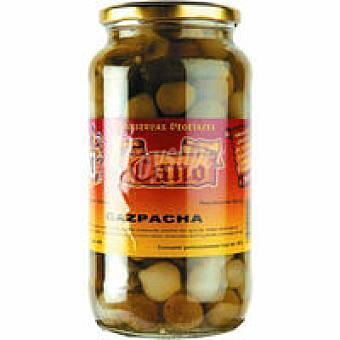 Gazpacha Aceitunas Tarro 400 g