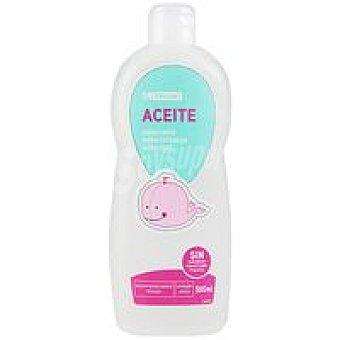 EROSKI Bebé Aceite hidratante Bote 500 ml