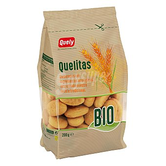 Quelitas Galletas ecológicas Quely 200 G 200 g