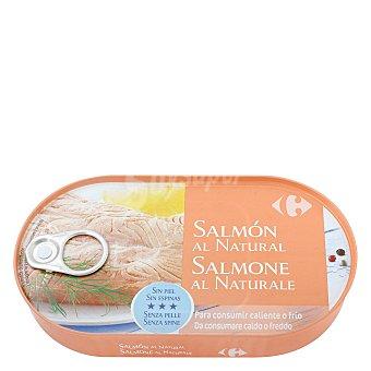 Carrefour Salmón al natural 125 g