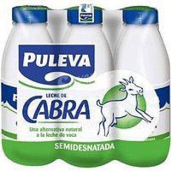Puleva Leche de Cabra Pack 6x1 litro