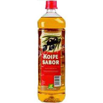 Koipe Aceite de oliva Botella 1 litro + 10%