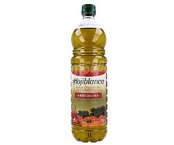 HOJIBLANCA Aceite de oliva virgen extra Arbequina botella 1 l