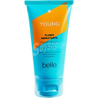 Belle Fluido hidratante piel grasa Tubo 50 ml