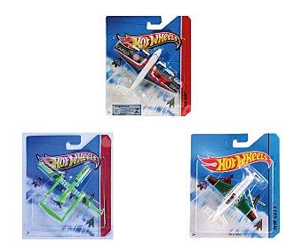 HOT WHEELS Miniaturas de aviónes y helicópteros Skybuster 1 Unidad