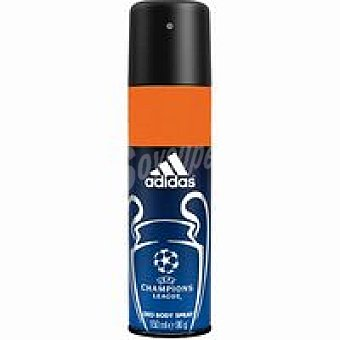ADIDAS Uefa Man Desodorante body Spray 150+50 ml