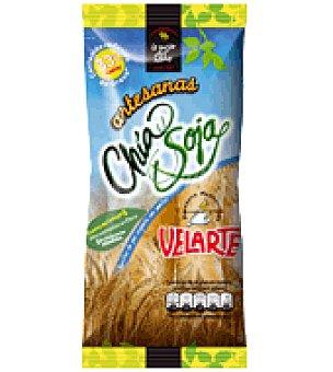 Velarte Barritas de pan crujiente con semillas Chia y Soja 90 g