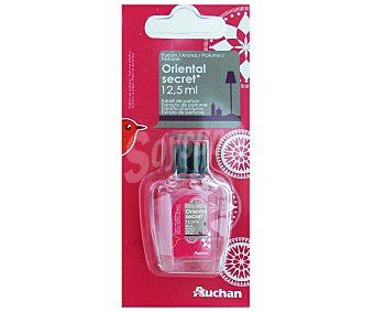 Auchan Aceite perfumado con olor a mundo oriental, idóneo para realizar aromaterápia 12.5 mililitros
