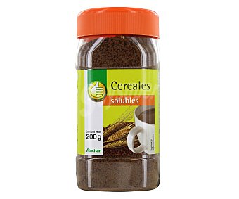 Productos Económicos Alcampo Extracto soluble de malta, cereales tostados y achicoria 200 gramos