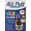 Insecticida niños recambio antimosquitos Pack 1 ud Kill-Paff