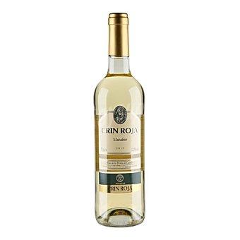 Crin Roja Vino de la Tierra Castilla Macabeo blanco 75 cl