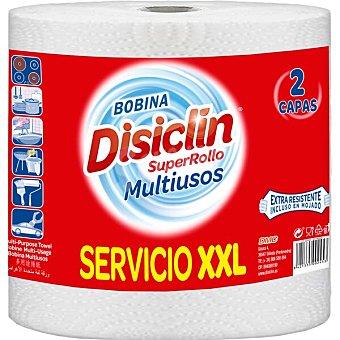 Disiclin rollo de cocina super rollo multiusos equivale a paquete 1 rollo 15 rollos