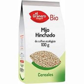 EL GRANERO Mijo hinchado Bolsa 100 g