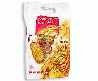 Auchan Panecillos Tostados 600g