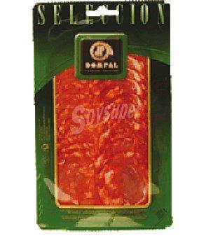 Dompal Chorizo extra lonchas Envase de 100 gr