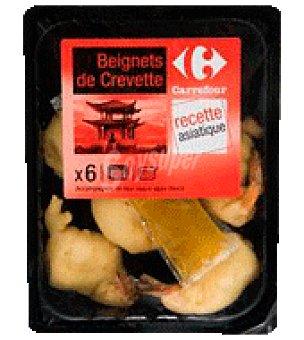 Carrefour Buñuelos langostino con salsa agridulce 6 ud. 140 g