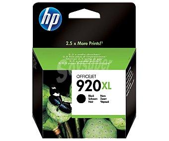 HP Cartucho de tinta 920XL negro negro