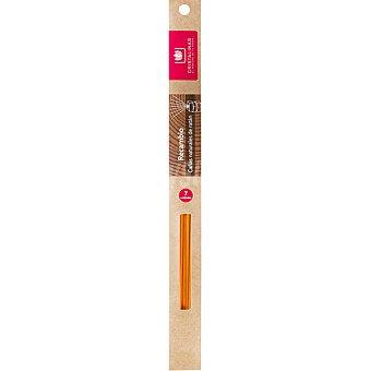 Cristalinas Wood 12 recambio para Mikado Natural Wood Naranja