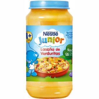 Junior Nestlé Tarrito de lasaña vegetal Tarro 400 g
