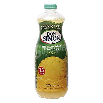 Don Simón Néctar sin azúcares añadidos piña 1,5 litros