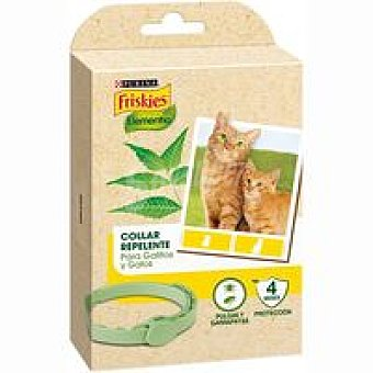 Purina Friskies Collar repelente para gatos-gatitos Pack 1 unid